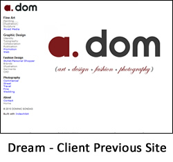 web designer for wordpress website