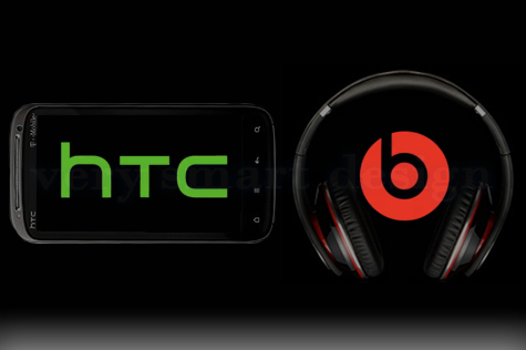 htc and dr dre beats headphones