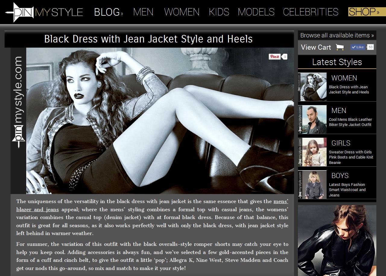 Large WordPress Website Project Example