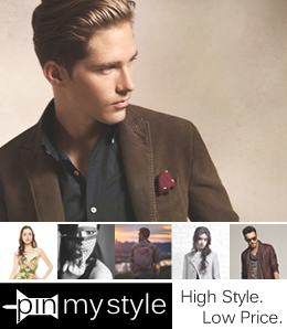 Pin My Style Mens and Womens Fashion