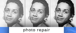 Photo Repair Touch Up Services