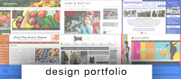 Showcases Designs Portfolio