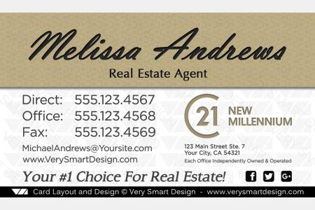 Century 21 new logo real estate business cards templates for c21 gold and white century 21 new logo real estate business cards templates for c21 realtors 17d cheaphphosting Images