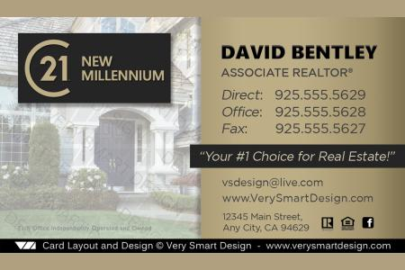 Century 21 new logo real estate business cards templates for c21 gold and dark gray century 21 new logo real estate business cards templates for c21 realtors cheaphphosting Images